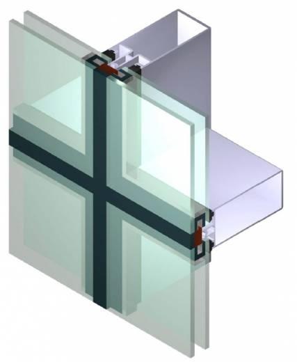 Напівструктурний фасад
